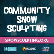 community-snow-sculpting-sign